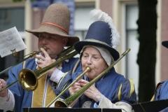 24-Trombonespelers
