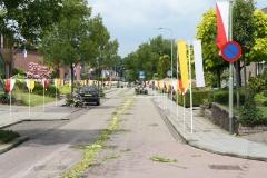Margraten-004-Straat-versierd-met-processievaantjes