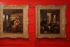 034-Schilderijen-Huwelijksaanzoek-en-huwelijksreis