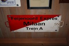 055-Feijenoord-Expres-Milaan-Bord