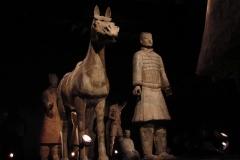Maaseik-Tentoonstelling-Terracotta-Leger-66-Krijgers-met-Paard