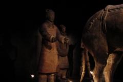 Maaseik-Tentoonstelling-Terracotta-Leger-72-Krijger-achter-Paard
