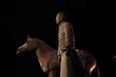 Maaseik-Tentoonstelling-Terracotta-Leger-85-Krijger-Met-Paard
