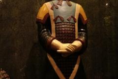 Maaseik-Tentoonstelling-Terracotta-Leger-95-Krijger-in-de-Oorspronkelijke-Kleuren