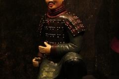 Maaseik-Tentoonstelling-Terracotta-Leger-96-Krijger-in-de-Oorspronkelijke-Kleuren
