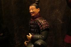Maaseik-Tentoonstelling-Terracotta-Leger-98-Krijger-in-de-Oorspronkelijke-Kleuren